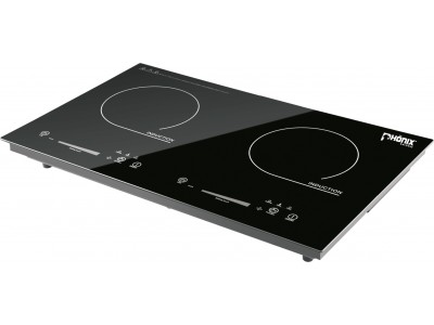 Double Induction cooker - PI 02