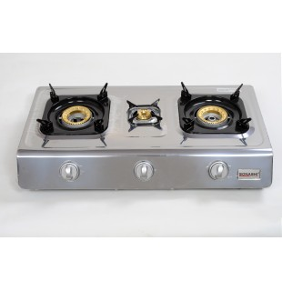 Gas stove with safety device -NSD-3