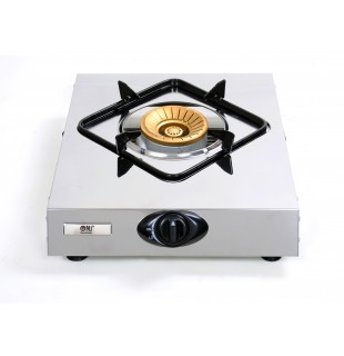 Gas stove with safety device -NT1