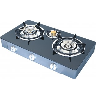 Gas stove with safety device -PS-3