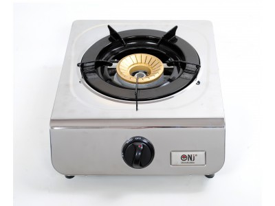 Gas stove with safety device -NSD-1