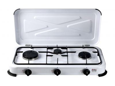 Gas stove without safety device NJ 03