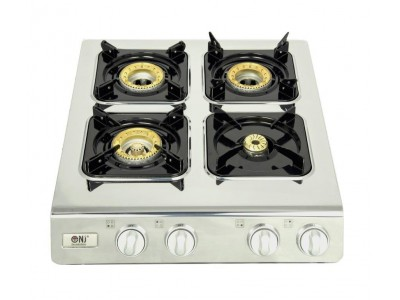 Gas stove 4 burner -  NGB 400