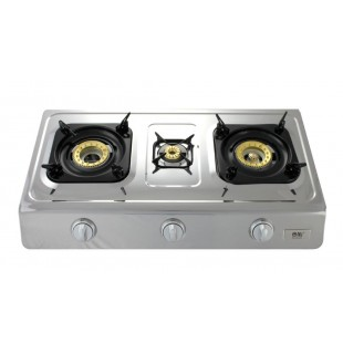 Gas stove 3 burner -  NGB 300