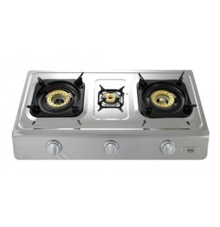 Gas stove 3 burner -  NGB 300
